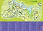 plan de ville centre