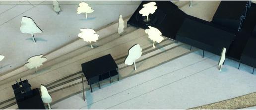 "Exposition ""Utopies d'urbanisme, Chalonnes demain"""