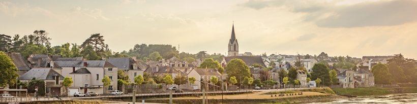 Chalonnes-sur-Loire, quai Gambetta